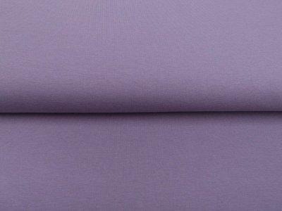Sweat French Terry Organic Cotton - uni lila