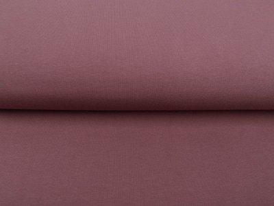 Sweat French Terry Organic Cotton - uni mauve