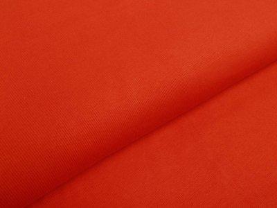 Ripp-Bündchen Sanetta 50 cm - uni neonorange