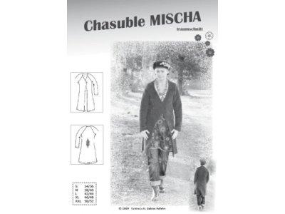 Schnittmuster MISCHA Chasuble Farbenmix