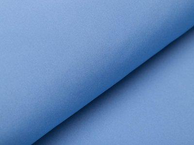 Nano Softshell Jackenstoff Swafing Lenny - uni blau