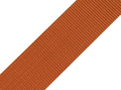 Gurtband 40 mm - uni rost