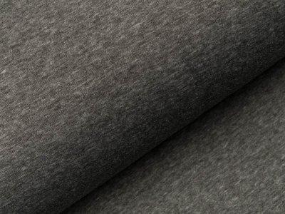 Alpenfleece Swafing Alfons - meliert dunkles grau