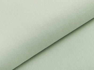 Glattes Bündchen im Schlauch Heike Swafing 100 cm breit - altmint