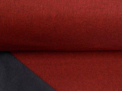 Jackenstoff Softshell Melange Swafing Skyler - meliert rost
