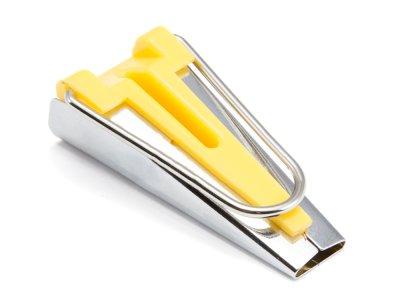 Schrägbandformer TEXI 12 mm - gelb