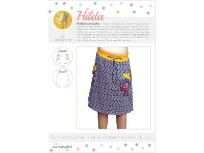 Papierschnittmuster Hedi - Rock Hilda - Mädchen