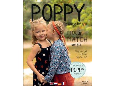 Zeitschrift Poppy Frühjahr/Sommer Edition 16