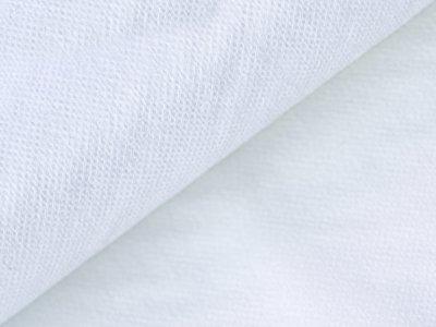 Vliesstoff zum Aufbügeln 2 m x 0,90 cm - 100g/m² - weiß