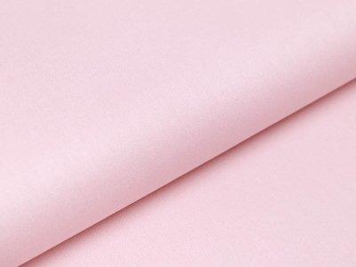 Webware Popeline Baumwolle Organic Cotton - uni puderrosa