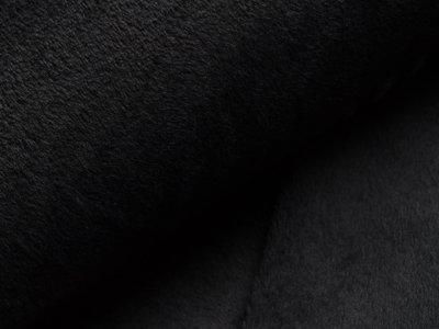 Wellnessfleece Peggy - uni schwarz
